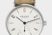 Watches / Design & Minimalist watches