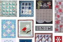 Free Patterns / Every month we post a Free Pattern Day at Quilt Inspiration.  Each post has a theme.  Here are some highlights. / by Quilt Inspiration