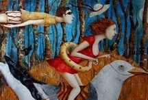 Whimsy / by Patricia Wichman