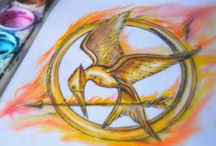 Hunger Games / by Shayla Grimmett