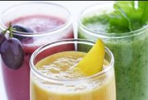 Smoothies, Juices, and other Healthy Drinks