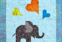 Baby Quilts / Cute quilts for babies and children