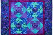 Kaffe Fassett quilts / Kaffe Fassett quilts, fabrics or patterns