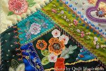 Crazy Quilts / by Quilt Inspiration