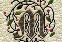 Celtic knots and quilts