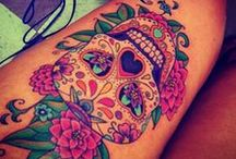 ♥ Tattoo ♥ / by Luiza Schneider Santos