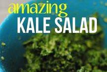 Salad Bar / by Kirsten Oliphant
