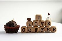 For the Love of Coffee! / by Angela Hilbig