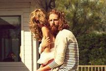 Uitdemaat ★ Guys with beards / Gotta love facial hair (on guys) / by Dani van Oeffelen