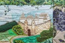 Fantasy and fairytale quilts / by Quilt Inspiration