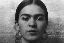 Kahlo / A love letter to Frida... / by Cris Michelle