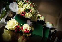 Shirin's wedding @ Thornton hall / by Emma Fawcett-Eustace Flowers