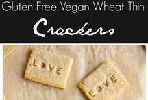 Gluten Free Snack Recipes / gluten free snack recipes