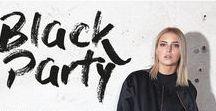 BLACK PARTY aw16 / http://www.lager157.com/artiklar/tjej/black-party/