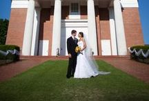 Our Wedding / Mr. and Mrs. Wood est. April 20, 2013 <3  / by Rachel Wood