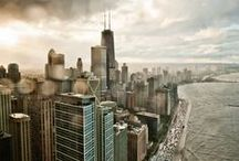 The Windy City! / by Keli McCoy Mrotek