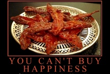 Bacon makes the world livable / by L