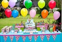 Party Ideas / Let's get the party started!! / by Tiffany Ermert Ram