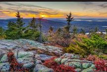 Maine / My home! / by Sharon Etter Weber