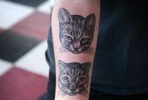 Gettin' Inked / by Karly Rae Marley