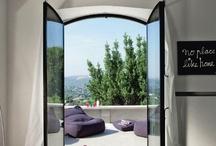 My favorite...Windows and doors / all doors, windows
