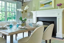 My favorite...dining rooms