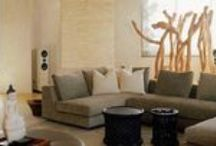 My favorite...Living Room / Contemporary, eclectic, chic, Zen  Living Rooms