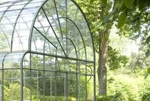 My favorite...greenhouses