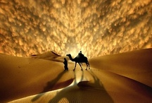 Wanderlust...deserts / travel, deserts