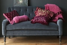 My favorite...tufted (sofas, beds etc..)