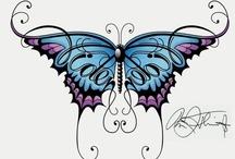 Tattoos / by Jennifer Almeida