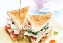 Recepten - Lunch and snacks