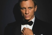 Daniel Craig. My hero. / by Kassie Bohannon