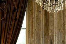 My favorite...window dressing / curtains, window shades, draperies