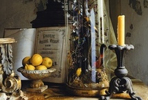 My favorite...Styling vignettes / Styling, furniture, corners, tables