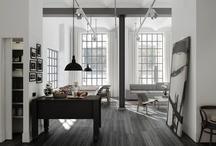 My favorite...loft spaces