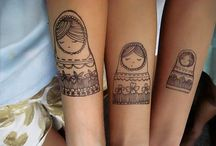 Tattoo Maybes? / by EmmaLeigh Kraft