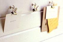 organization / by Stephanie Howell