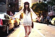 ✖ fashion: bohemian ✖ / boho chic, bohemian, hippie, festival fashion / by slℯℯkitty
