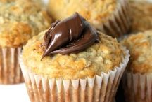 Muffins & Quick Breads / ~stolen quiet moment with coffee snack~