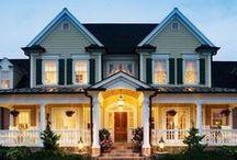 Dream homes / by Debbie Moore