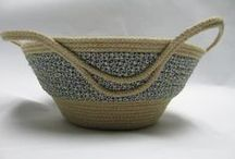 Baskets & Bags / by Pam Black