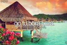 To Do Bucket List / ~got to get it done~
