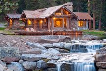 Dream House Ideas / ~details that create a beautiful home~
