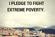 International Day for the Eradication of Poverty 2014 / Leave no one behind: think, decide and act together against extreme poverty. Opportunity is working to empower people in impoverished regions so that they can improve the quality of life for their families and communities.