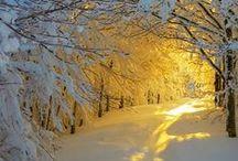 Winter / ~cold, but pretty~