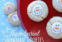 Christmas Goodies / ~  yummy goodness to enjoy while celebrating the joy of Christmas ~