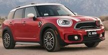 MINI COUNTRYMAN / Four doors? Check. 5 seats? Check. Ample cargo space? Check. Stellar fuel-efficiency? Can-do attitude? Check and check. The glee of zigging and zagging while others trudge? Check plus.