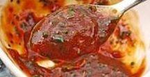 Dips, Pesto, Butter,  Saucen & Marinaden