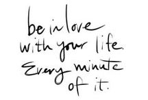 Words to Live by / by Jen Kunze